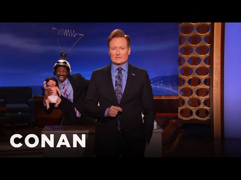Deon Cole Breaks It Down: Donald Trump, Baby Hitler Edition  - CONAN on TBS