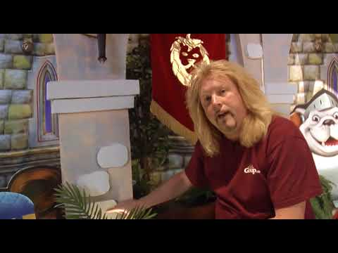 Tips with Bruce: Building Castle Courtyard Arches