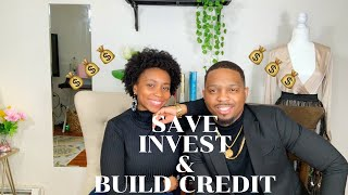 #FreestyleFriday | How to Save, Invest, & Build Your Credit Score in 2020 to Build Financial Freedom