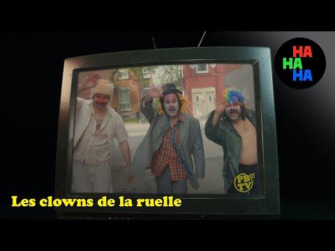 Les Pic-Bois   Les Clowns de la ruelle