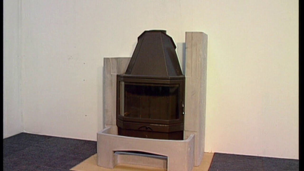 haas sohn aufbauanleitung kaminbausatz strassburg ii youtube. Black Bedroom Furniture Sets. Home Design Ideas
