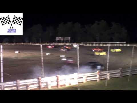 Hummingbird Speedway 4 Cylinder Feature 9/15/18