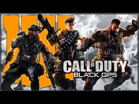 🔴 PROBANDO *JUEGO FINAL* CALL OF DUTY BLACK OPS 4! (ZOMBIES,BLACKOUT)