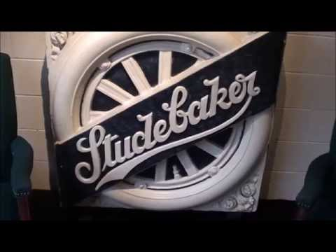 tubalcain Winter Road Trip to Detroit Part 5 STUDEBAKER MUSEUM South Bend Ind.