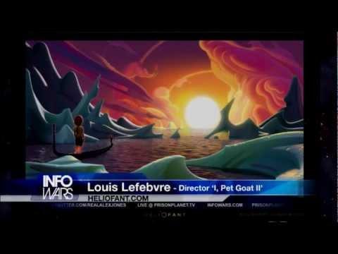 I, Pet Goat II Symbolism Explained by Filmaker Louis Lefebvre Part 2 of 2