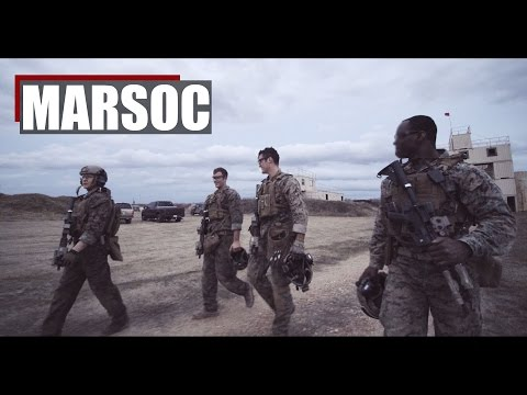 MARSOC | Tactical Driving and Shooting Course