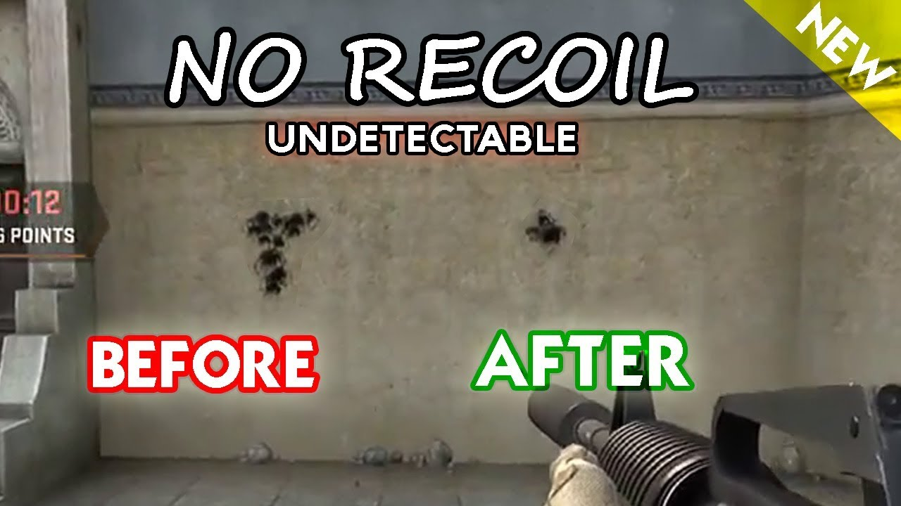 CS GO MACRO | M4A1 , M4A1S , | CS:GO No Recoil | UNDETECTABLE | Bloody 4 5  6 | FREE DOWNLOAD