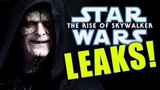 STAR WARS EPISODE IX PLOT LEAKS ON REDDIT! COMPLETE READ THROUGH AND BREAKDOWN!