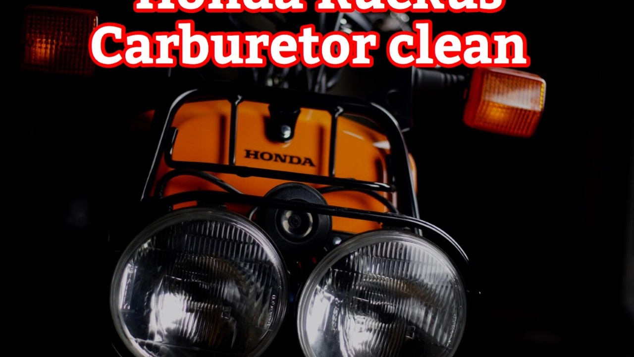 How To Clean A Honda Ruckus Zoomer Np50 Carburetor 1999 2017 Youtube 31ah64fg700 Parts List And Diagram 2012 Ereplacementpartscom
