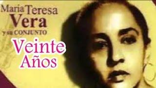 Veinte años (Twenty Years) - María Teresa Vera (Subt. en español & English)