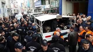 Samsun'da asansör faciası: 2 ölü