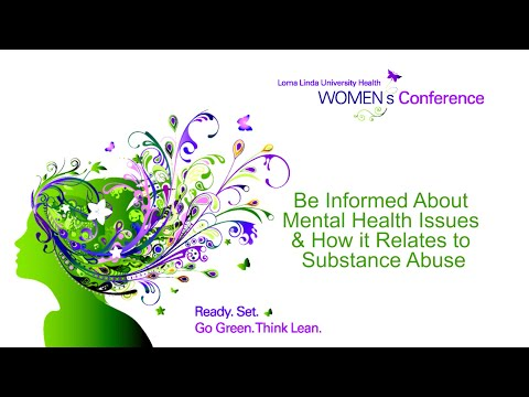 Women's Conference 2015: Mental Health & Substance Abuse