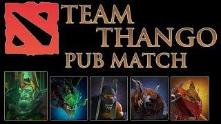 Team ThanGO | Dota 2 | Pub Matchmaking | All Pick