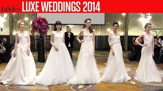 Female Brides Luxe Weddings 2014
