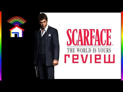 Scarface: The World Is Yours Review - ColourShed