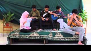 Musikalisasi Puisi Ibu Chairil Anwar, SMP Muh 2 Depok Yogya