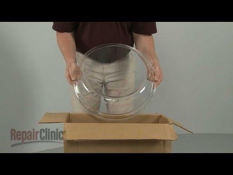 Inner Door Glass - Electrolux Washer