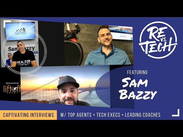 Real Estate Vs Tech with Sam Bazzy - Episode 034