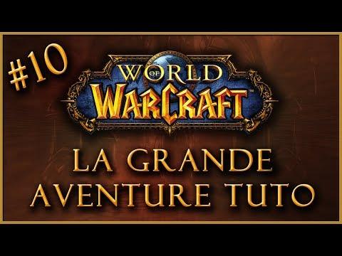 Live #10 La Grande Aventure Tuto sur World of Warcraft
