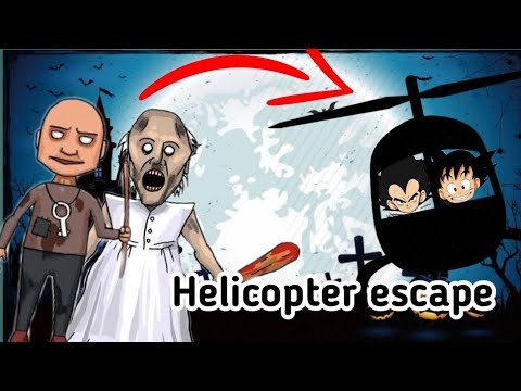 Download Granny the next chapter horror series. Helicopter escape Made by AUZY!