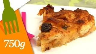 Pain Perdu Façon Pudding - 750 Grammes