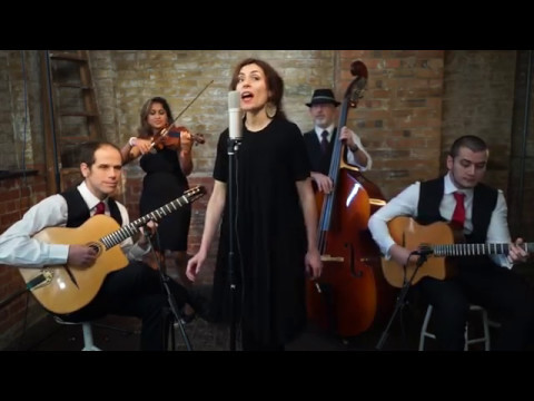 I'll See You In My Dreams / Gypsy Jazz -LBM Feat. Irene Serra