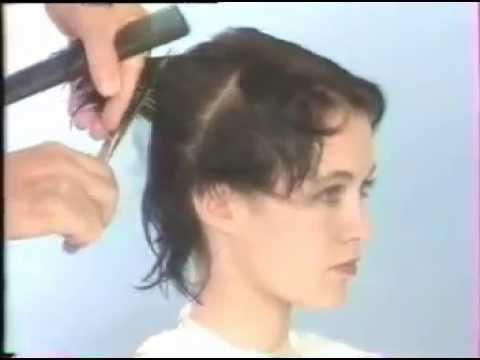 How To Cut Half Long Hair In A Short Haircuts Youtube