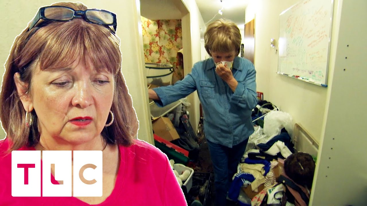 Hoarder Lets Sister In The House For The First Time In 20 Years   Hoarding: Buried Alive