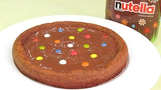 Pastel de Nutella | Solo 2 ingredientes!!