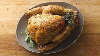 How to Cook a Turkey | Pillsbury Recipe