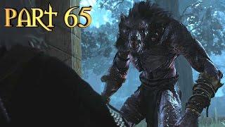 CREEPY WEREWOLF ENCOUNTER - The Witcher 3: Wild Hunt Gameplay Walkthrough Part 65 - PC Ultra 60fps