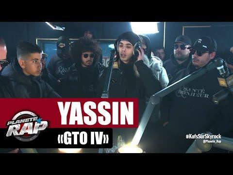 Youtube: Yassin«GTO IV» #PlanèteRap