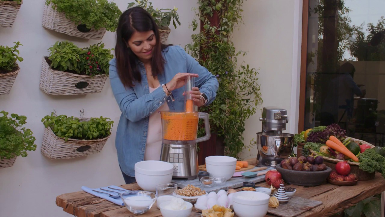 Make life delicious carrot cake by food blogger zahra for Cuisine zahra