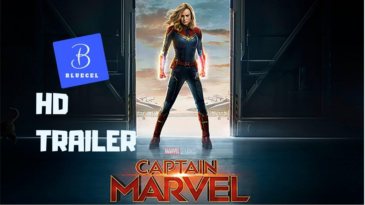 Llego!! Capitana Marvel Trailer Sub.. Español