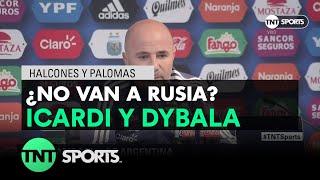 Icardi y Dybala, ¿afuera del mundial?