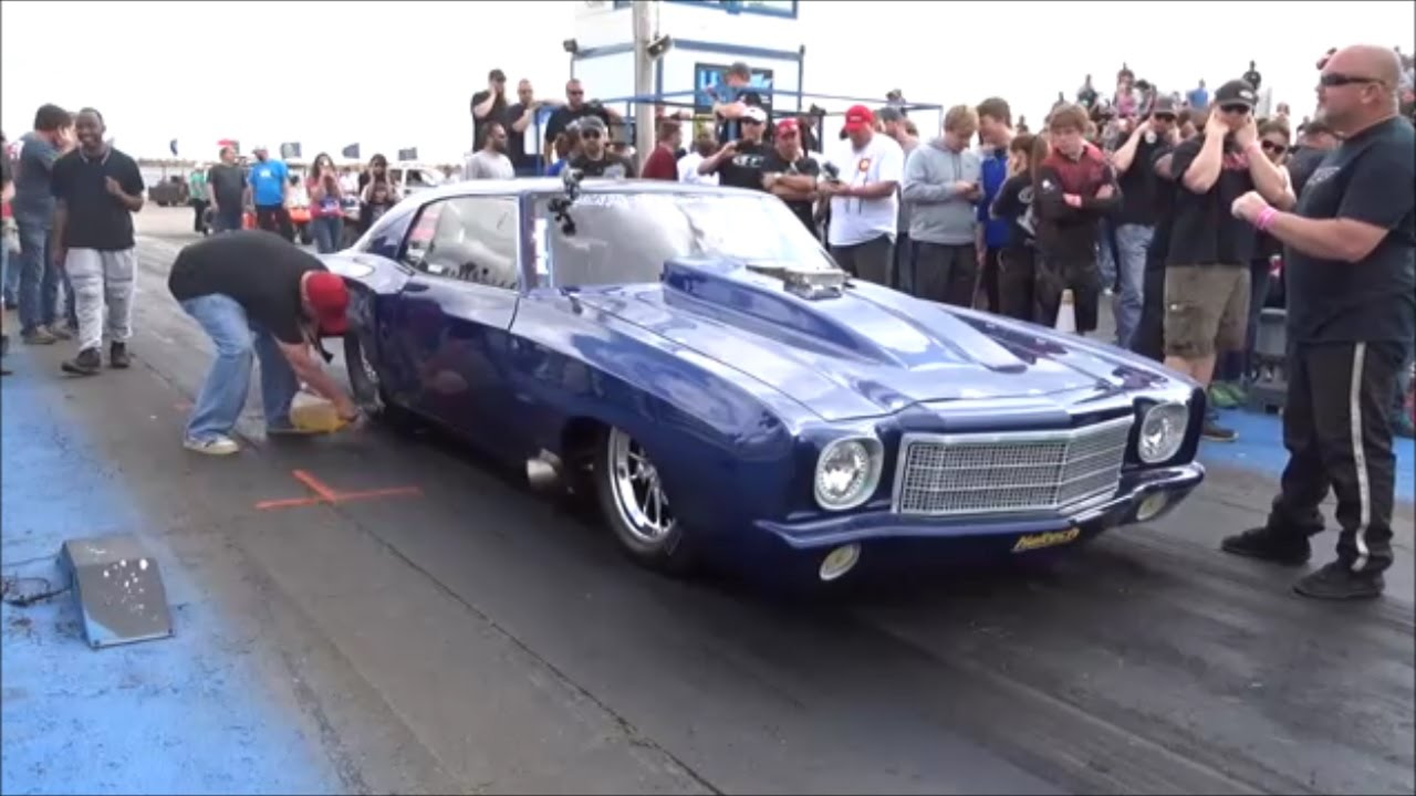 What Does Doc On Street Outlaws Do For A Living Heres We Know Docs 1970 Chevy Monte Carlo After His Studies At Uti The Chap Returned To Oklahoma With Zest Race Cars He Bought First Car Off Ebay From