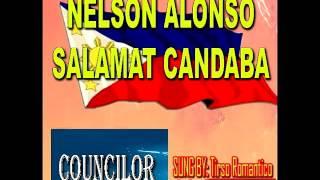 NELSON ALONZO    SALAMAT CANDABA