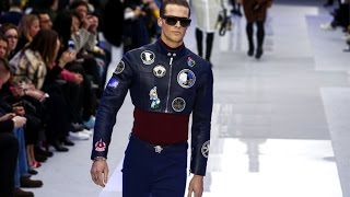 Versace | Fall Winter 2016/2017 Full Fashion Show | Menswear