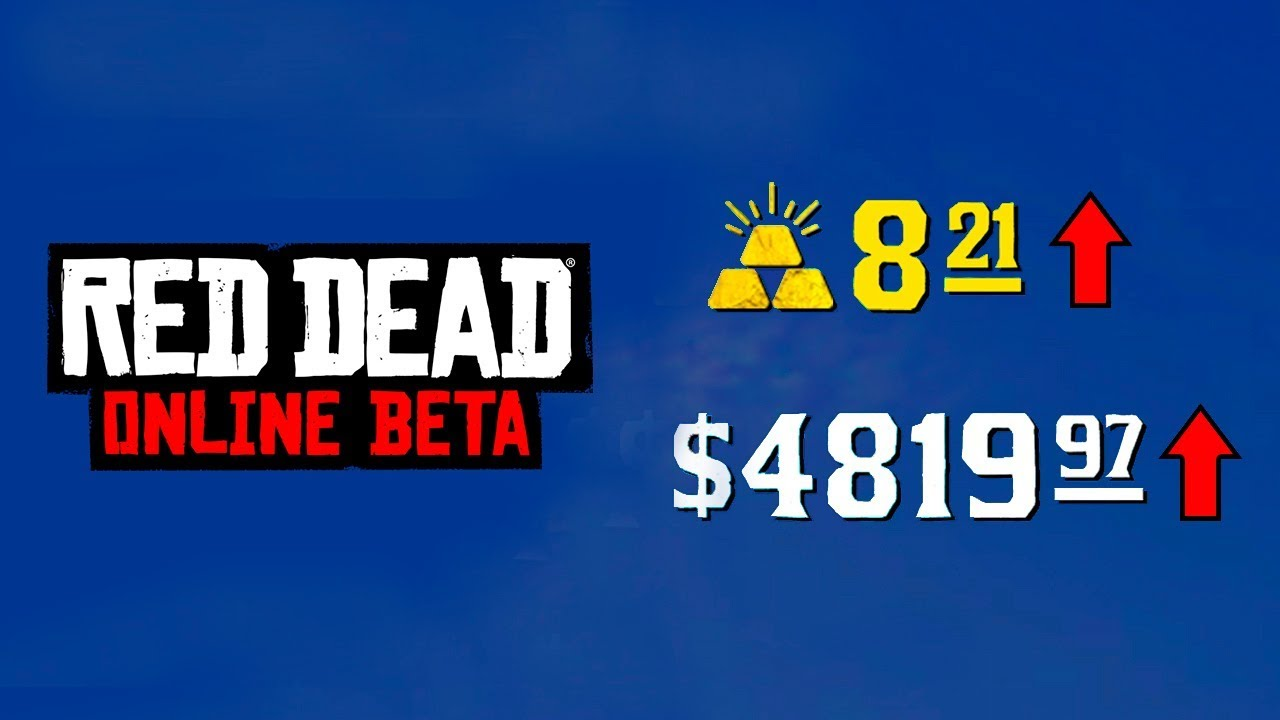 3 Formas para Ganar Dinero Rápido en Red Dead Online
