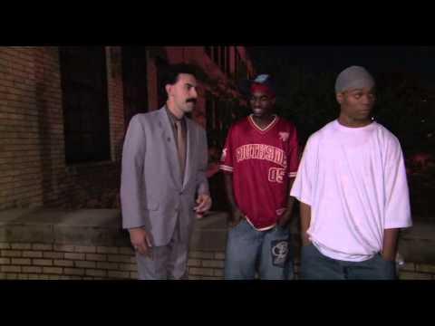 Funniest Movie Borat Clip