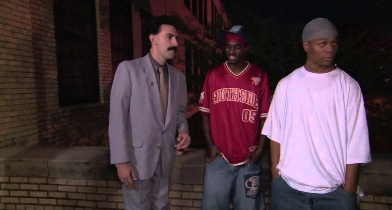 Download Funniest Movie Borat Clip