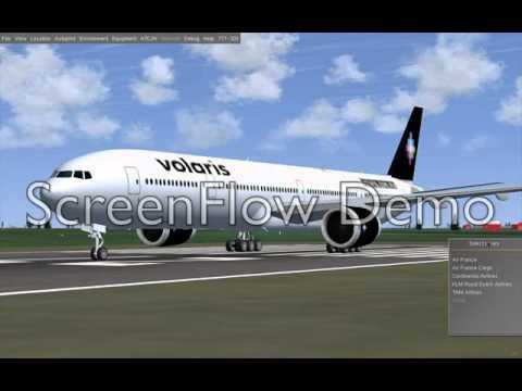 FLIGHTGEAR How-To(new LIVERIES MEXICAN)*EXCLUSIVAS*