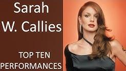 Sarah Wayne Callies - Most Popular Performances | Dr. Sara Tancredi | Katie Bowman