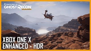 Ghost Recon Wildlands: Xbox One X Gameplay - Enhanced HDR | Trailer | Ubisoft [US]