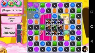 Candy Crush Saga Level 1007!