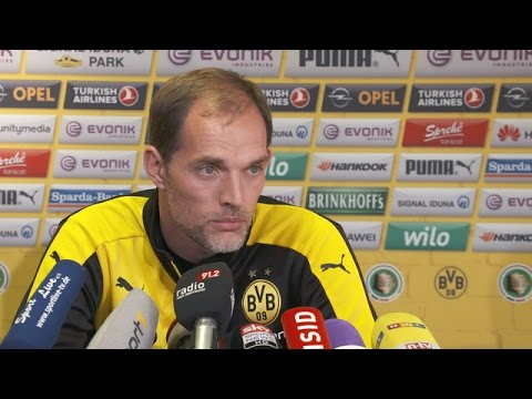 Thomas Tuchel: Ziel lautet Achtelfinale   BVB - SC Paderborn