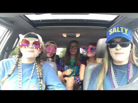 Carpool Karaoke Campaign Announcement Video