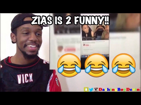 ZIAS REACTS TO FLIGHT REACTING TO HIS DISS TRACK REACTION!!!