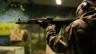 Зануда - Списанное охолощённое оружие. (СХП)