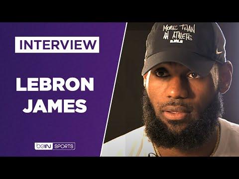 LeBron James : L'entretien exclusif